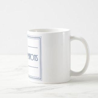 Félicitations Mug