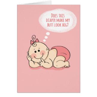 Félicitations sur votre nouvelle carte de bébé de