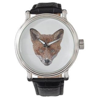 Felix le Fox Montres Bracelet