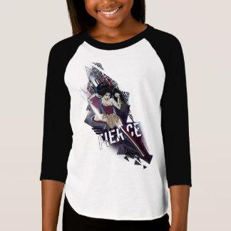 Femme de merveille - féroce t-shirt