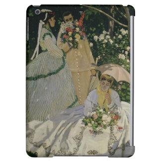 Femmes de Claude Monet   dans le jardin
