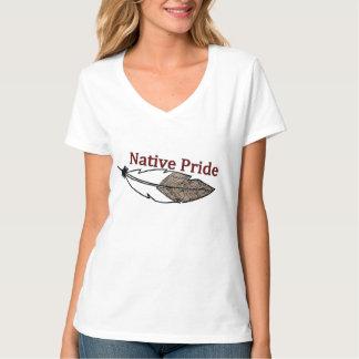 Femmes indigènes de fierté t-shirt