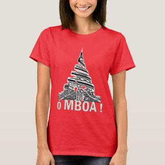 Femmes Ó MBÓA ! - T-shirt Cameroun