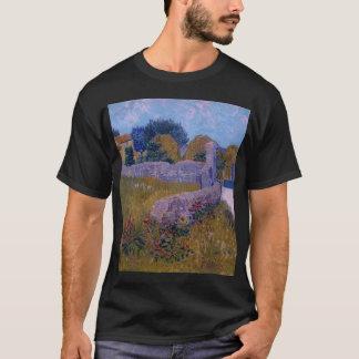 ferme dans provence-1888-vincent Van Gogh T-shirt