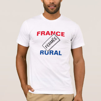 Fermé rural de la France T-shirt