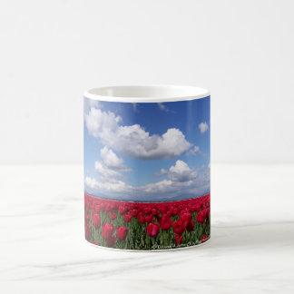 Festival de tulipe mug