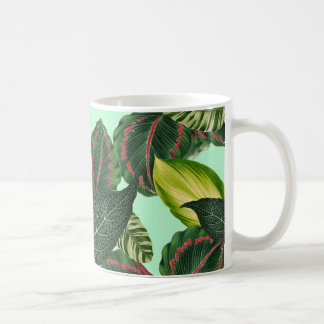Feuille tropical mug
