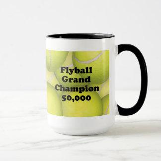FGDCh 50K, tasse principale de sonnerie du