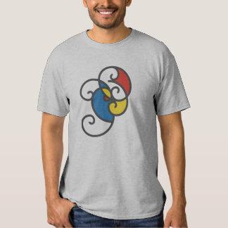 fibonarty t-shirt vijf