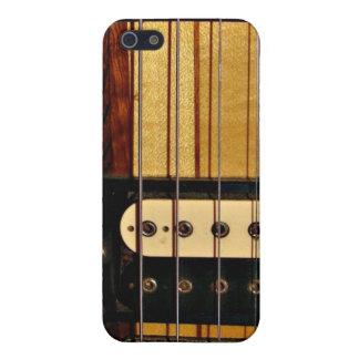 Ficelles de guitare iPhone 5 case