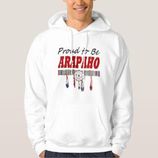 Proud to be Arapaho Adult Hooded Sweatshirt