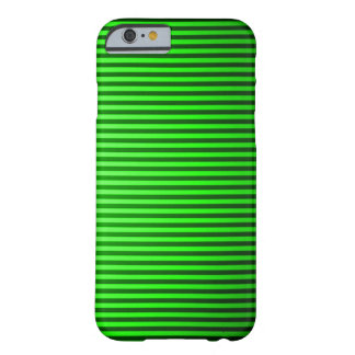 Filet vert classique coque iPhone 6 barely there
