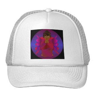 Fille d'ange casquettes