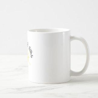 Fille de soleil mug