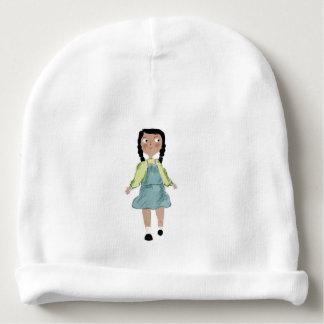 fille minuscule bonnet pour bébé