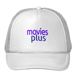 Films plus le casquette de collecte de fonds