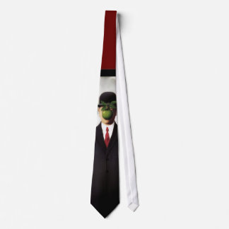 Fils de l'homme cravate