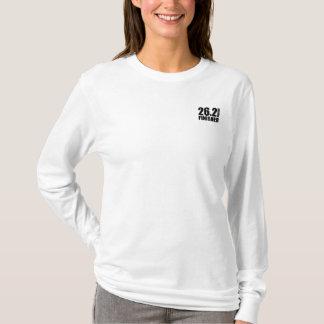 Finisseur de marathon - sweatshirt adapté par noir