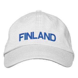 Finland* a personnalisé le casquette réglable