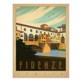 Firenze, Italie Carte Postale