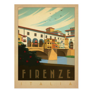 Firenze, Italie Cartes Postales