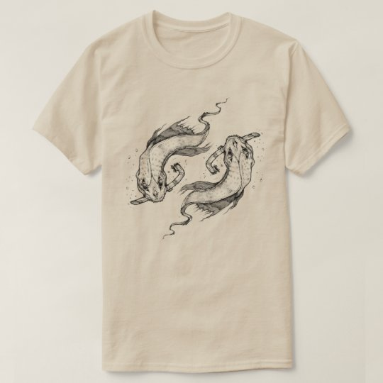 Fish & Fear. T-shirt
