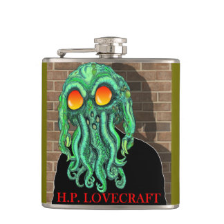 FLACON DE CTHULHU HP LOVECRAFT