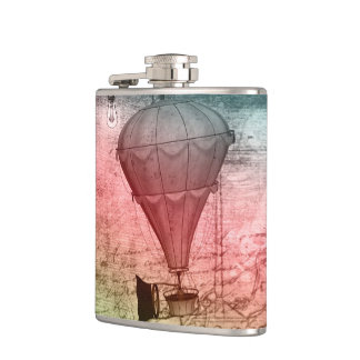 Flacon potable de croquis de ballon de Steampunk