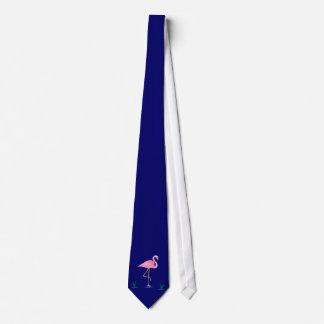 Flamant Cravates Personnalisables