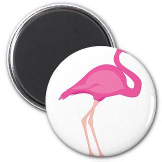 Flamant rose aimant