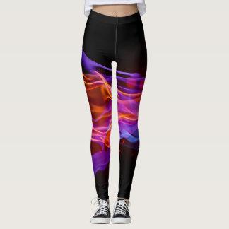 Flamme dessus leggings