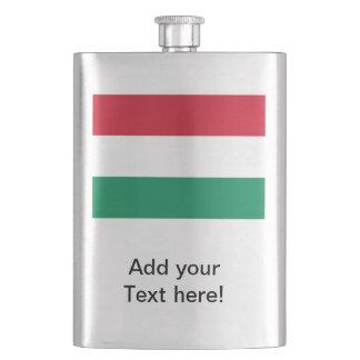 Flasque Drapeau de la Hongrie
