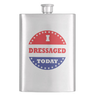 Flasque I Dressaged aujourd'hui