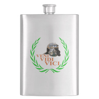Flasque Veni Vidi Vici