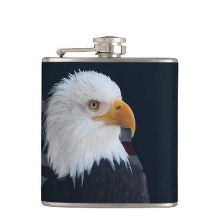 Flasques Aigle chauve américain