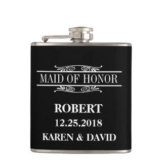 Flasques Domestique du mariage d'honneur