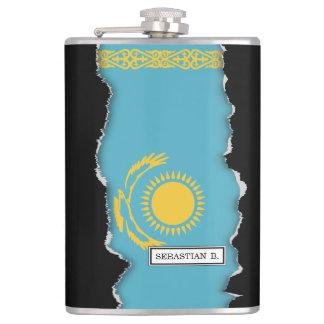 Flasques Drapeau de Kazakhstan