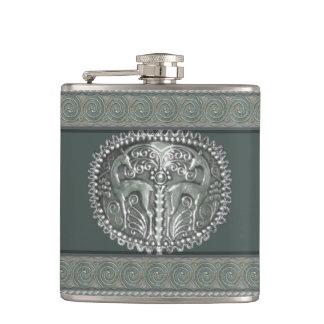 Flasques Gazelles argentées yéménites