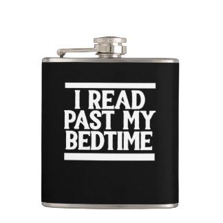 Flasques J'ai lu après mon heure du coucher