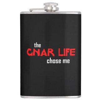 Flasques La vie de Gnar