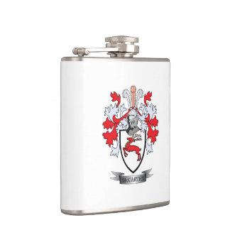 Flasques Manteau de McCarthy des bras