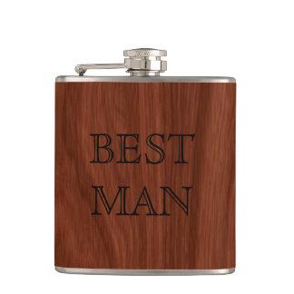 Flasques Noce rustique de la fibre de bois | du meilleur