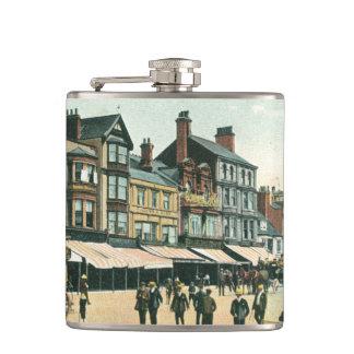 Flasques Prince Street, 1900) flacons de hanche de