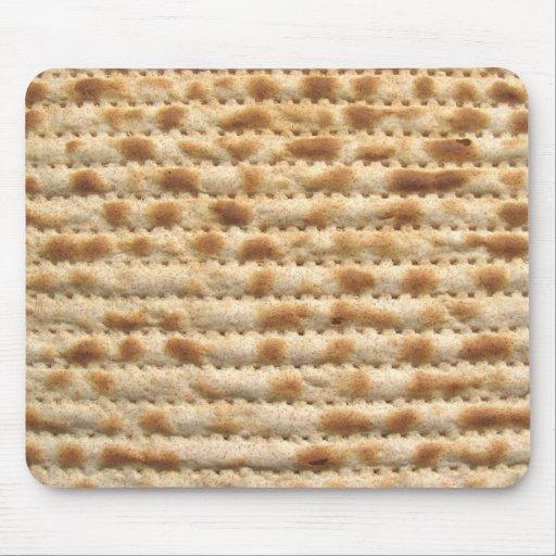 Flatbread de biscuit de matzah tapis de souris zazzle for Surface minimum bureau code du travail