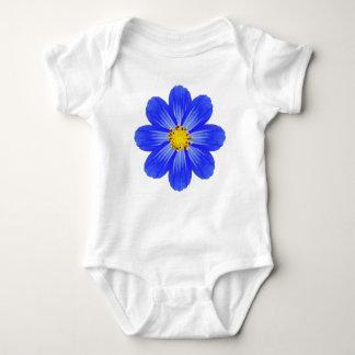 Fleur bleu-foncé de bébé par Blaise Gauba Body
