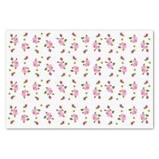 Fleur de cerisier papier mousseline