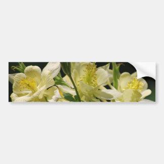 Fleur de Columbine et sa signification Autocollant De Voiture