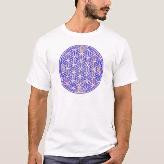 Fleur de la vie (couleur 3) t-shirt