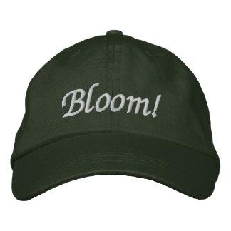 Fleur ! Le casquette du jardinier Casquettes Brodées