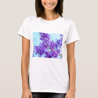 Fleur lumineuse de Jacaranda T-shirt